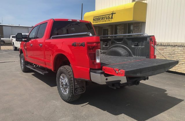 2018 Ford F350 Lariat Crew Cab 4 215 4 Sobering Automotive