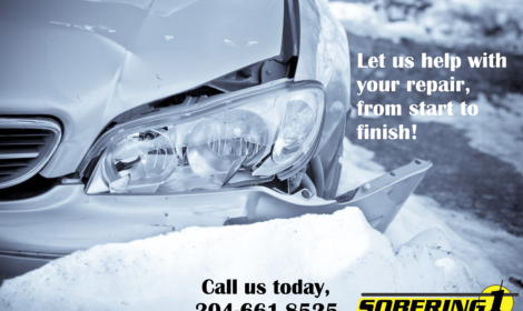 From Start to Finish, Have All Your Auto Body Repairs Done at Sobering!