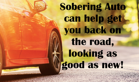 Your Direct Estimate Done Here At Sobering Auto!
