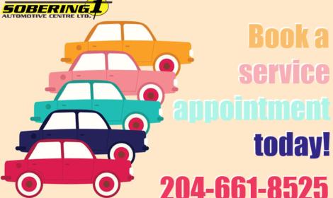 Your One Stop Automotive Shop!
