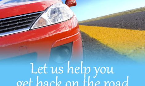 Auto Body Repair At Sobering Auto!